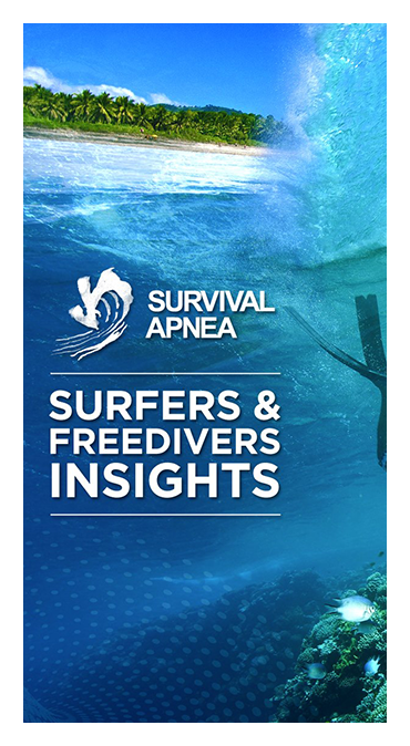 Survival Apnea - Surfers and Freedivers Insights course cover image